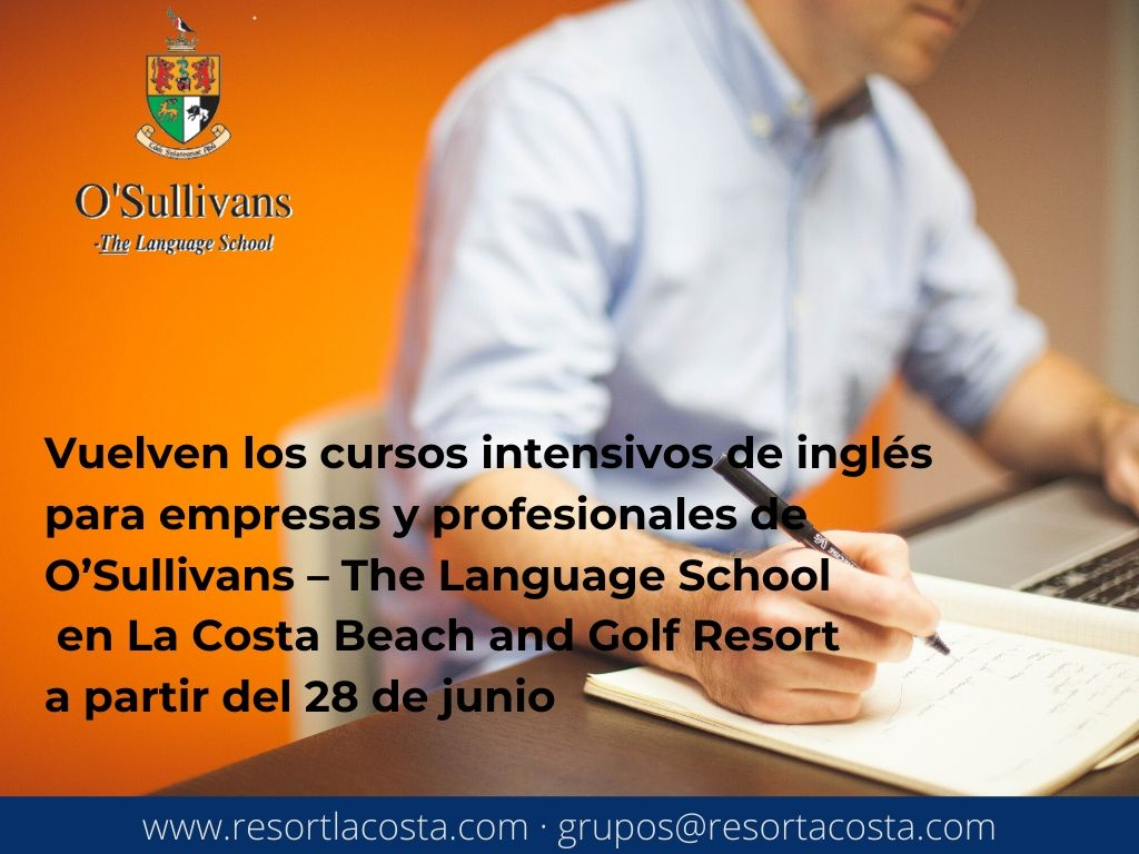 Learn Business English in La Costa